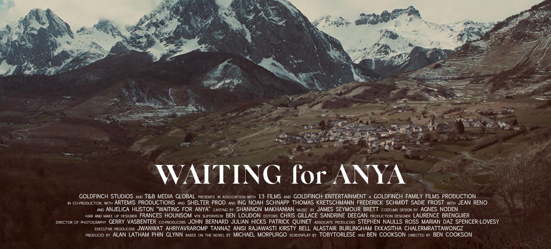 Anya poster slider